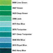 Madeira Lana Greens and Blues
