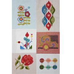 Nancys Mystery Embroidery Sampler