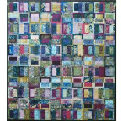 Simple Shapes - Complex Colours Class at Nancys Stitch Studio