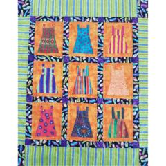 Sundress Quilt Class at Nancys Stitch Studio